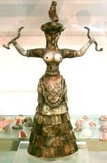 Minoan Snake Goddess