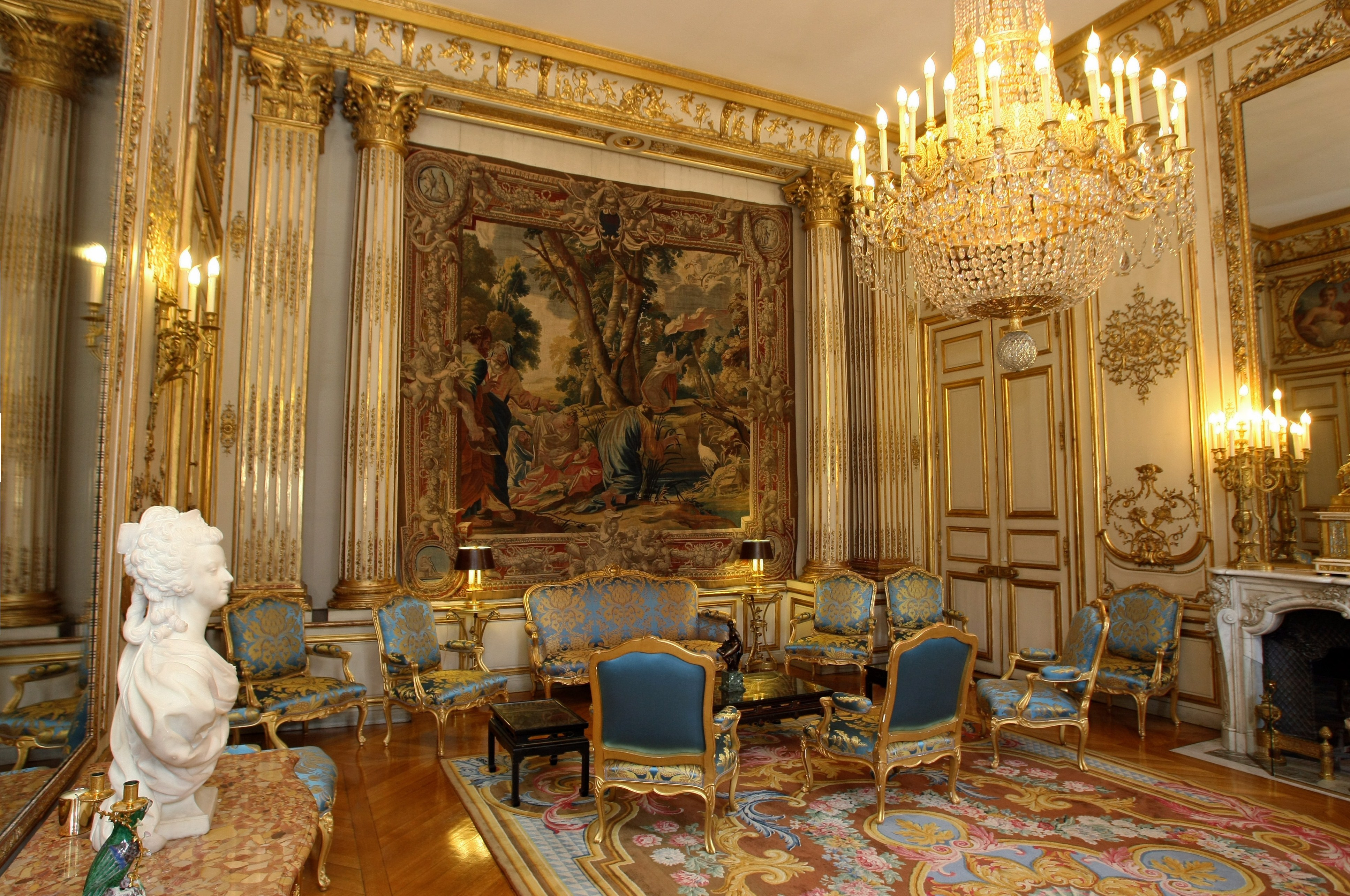 Cheminees Philippe Orleans Palais De L Elysee Interior Pictures To Pin On Pinterest