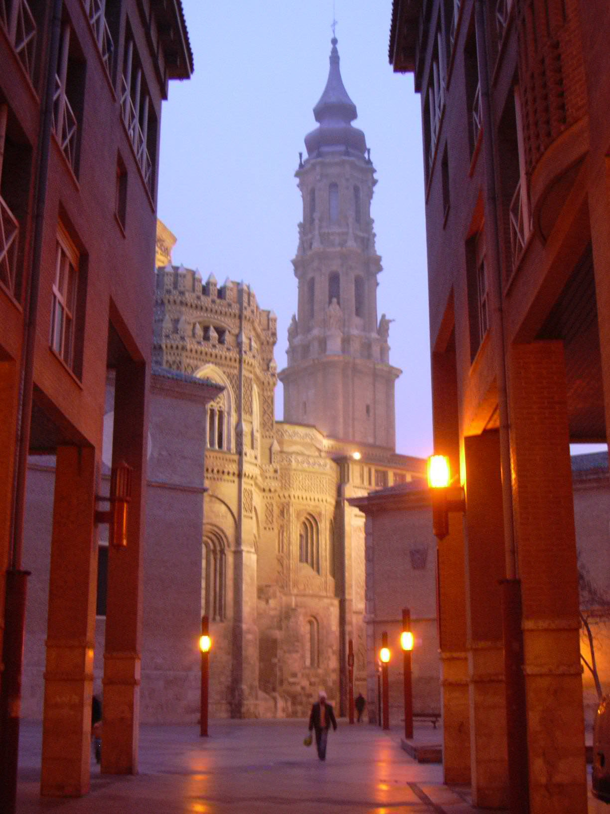 Via Libre Cartagena Cathedral Of The Savior Of Zaragoza Wikipedia