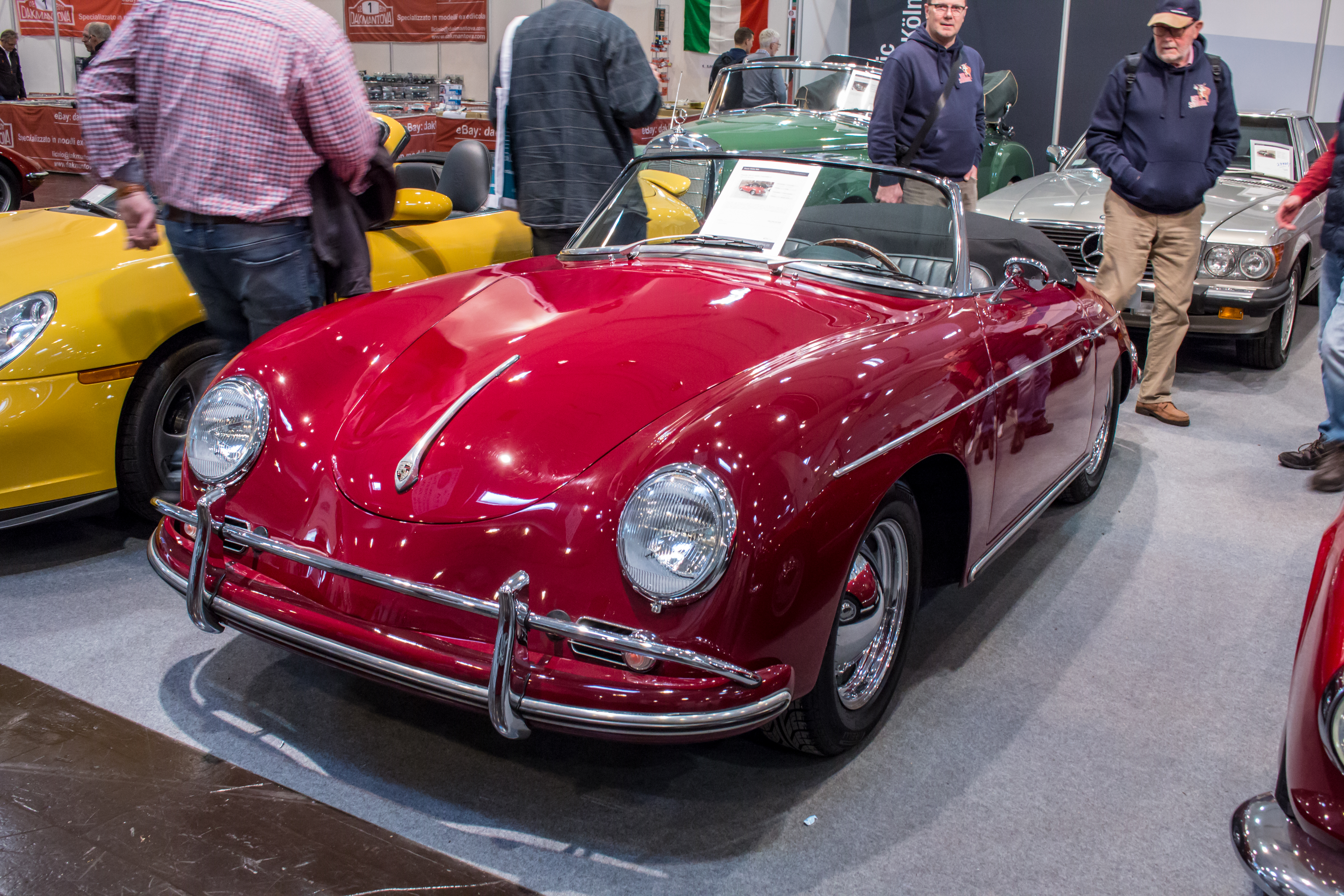 Ebay Essen File Techno Classica 2018 Essen Img 9099 Jpg Wikimedia Commons