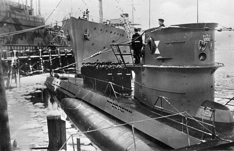 German Submarine U 203 Wikipedia
