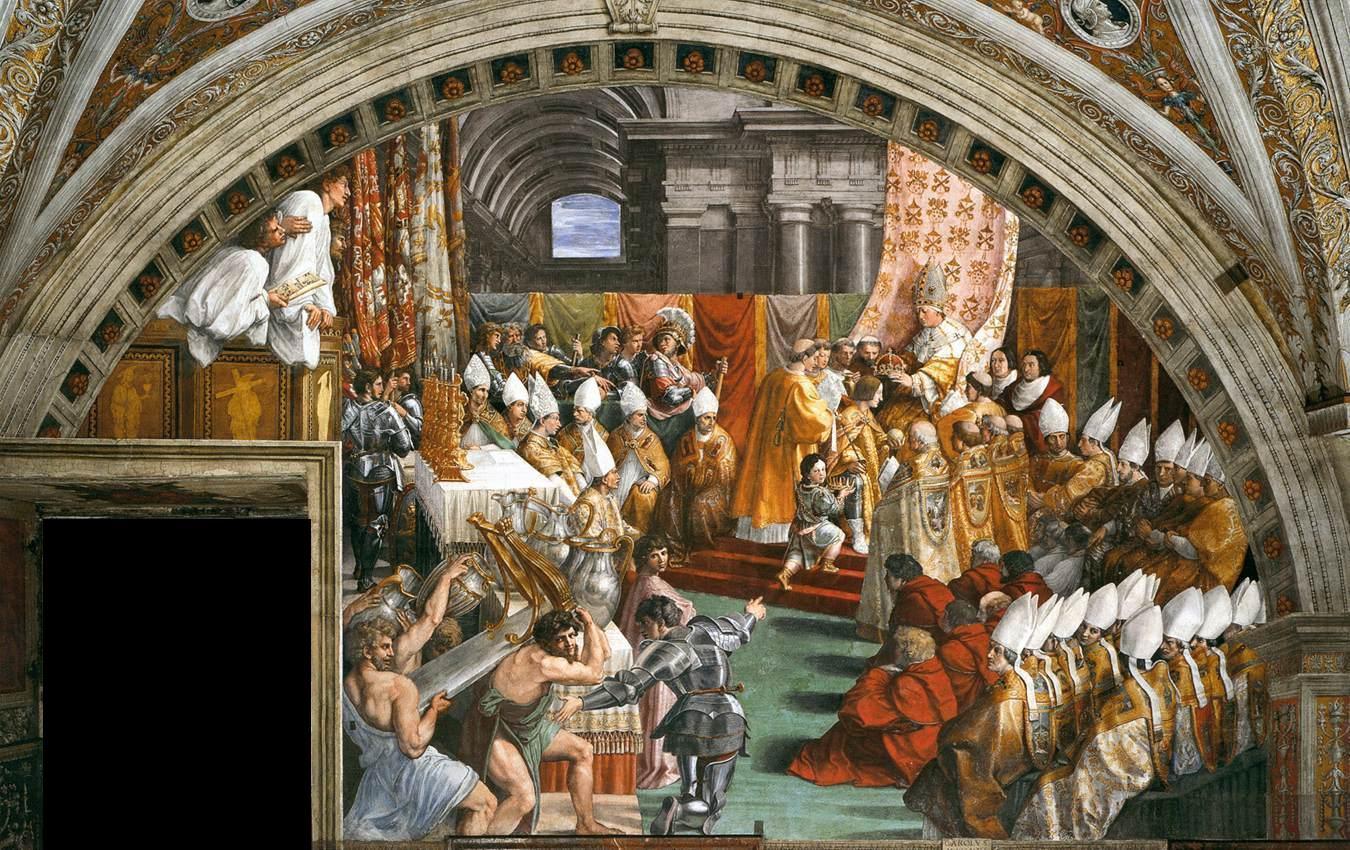 The Gregorian Calendar Time And Date Fileincoronazione Di Carlo Magno 01jpg Wikimedia Commons