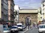 P Paris III Rue Saint Martin Et Porte Saint Martin Xe Rwk JPG
