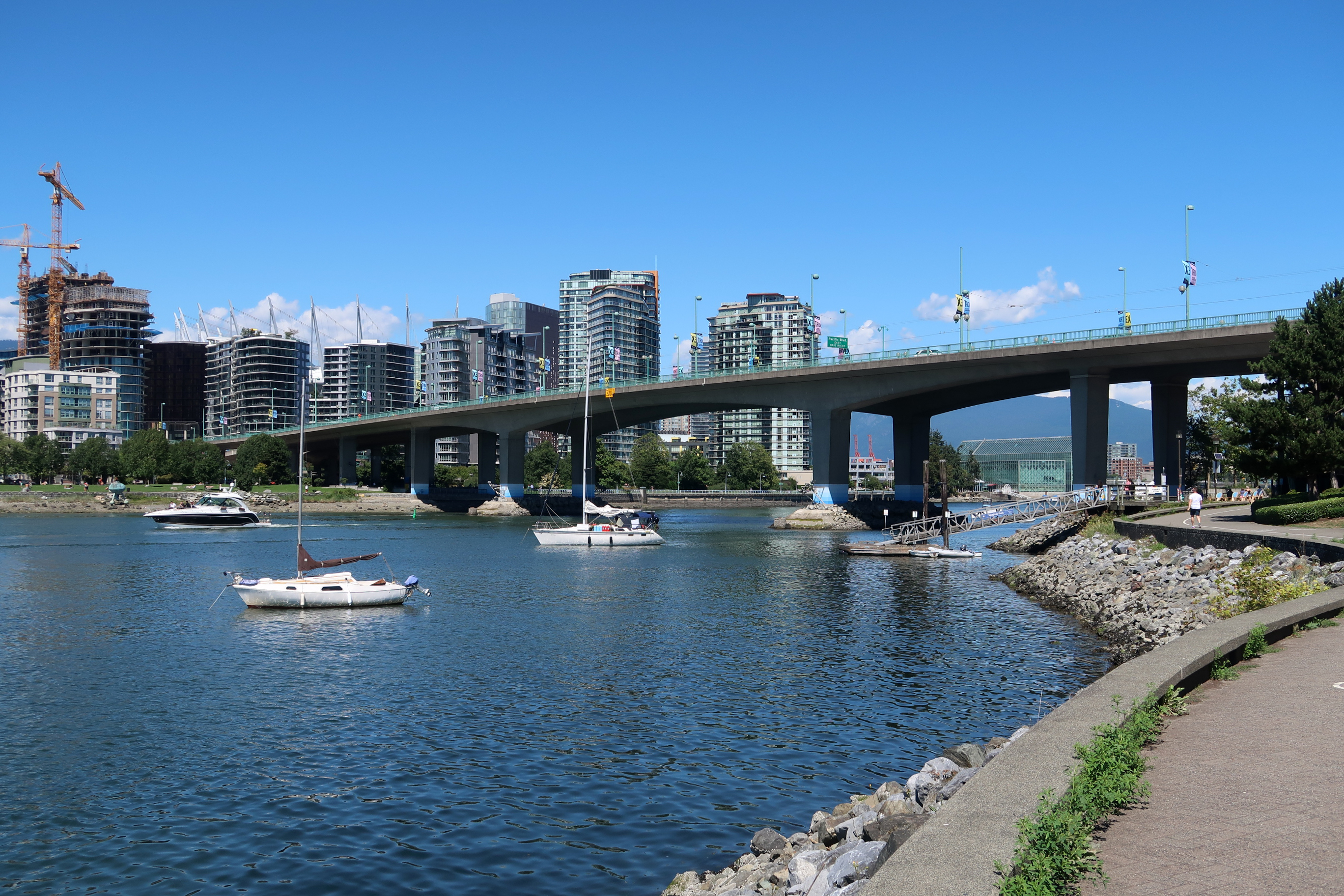 Precast Bridges Cambie Bridge Wikipedia