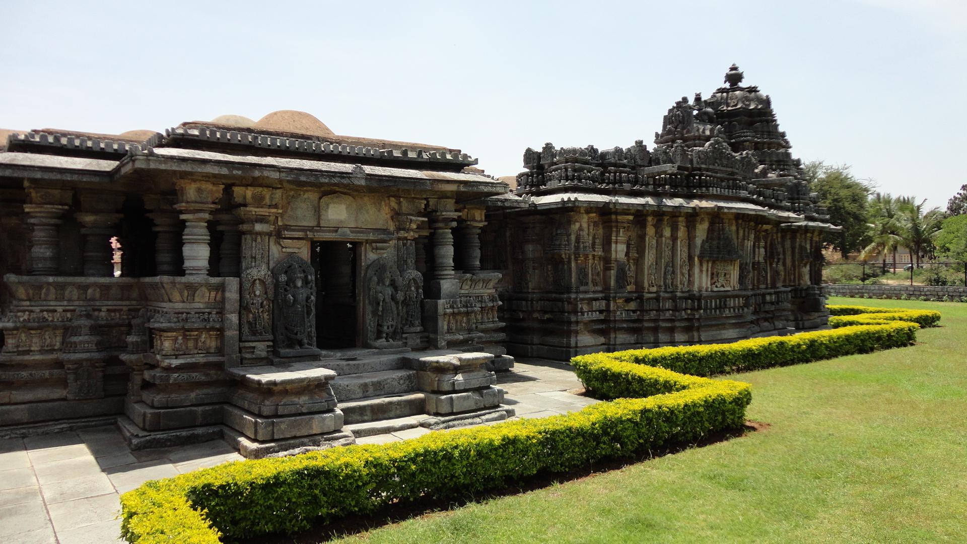 Wallpaper Hd King File Buchesvara Temple At Koravangala In The Hassan