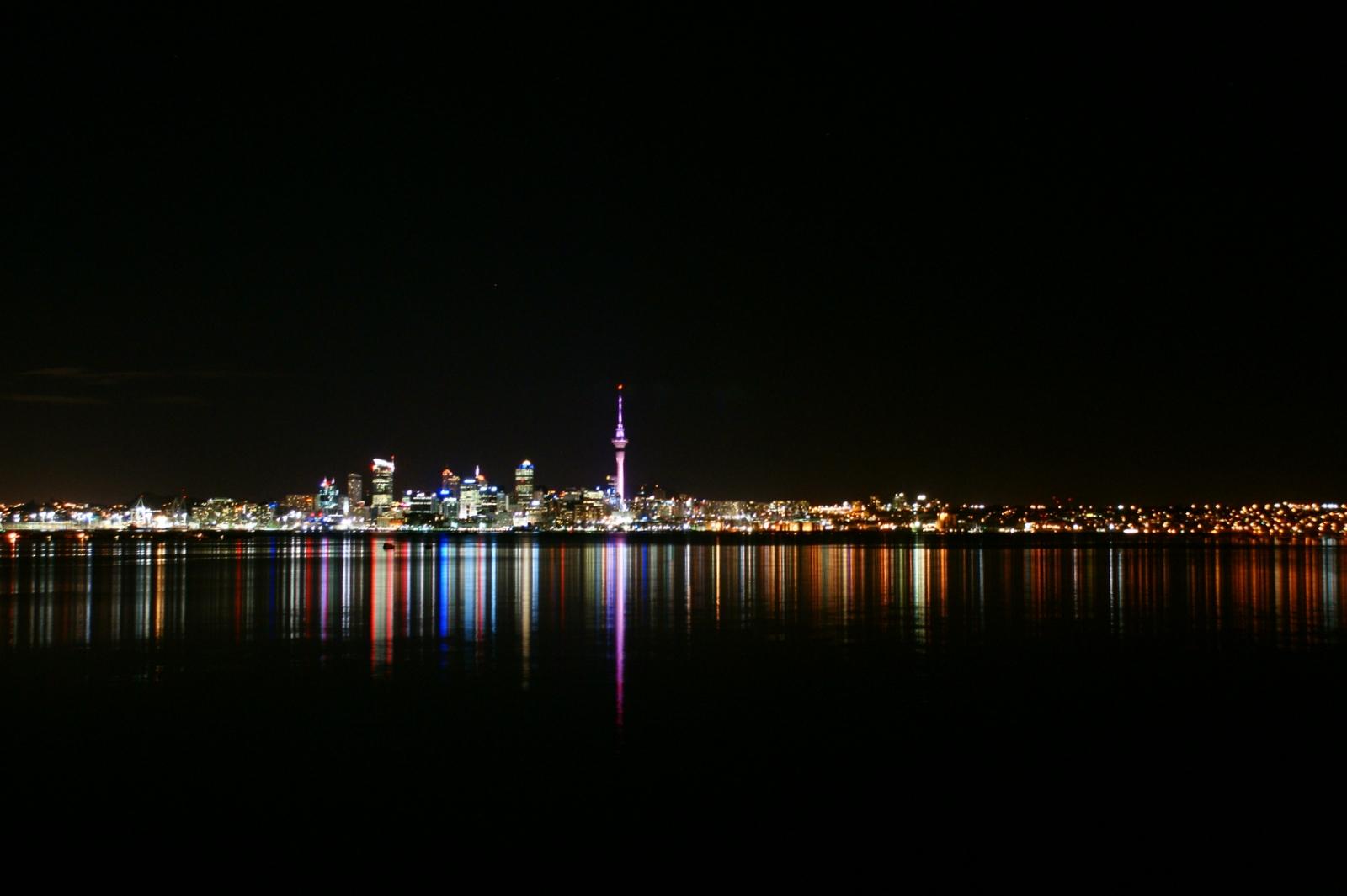 Dark Wallpaper Anime File Auckland City Skytower At Night Flickr 111