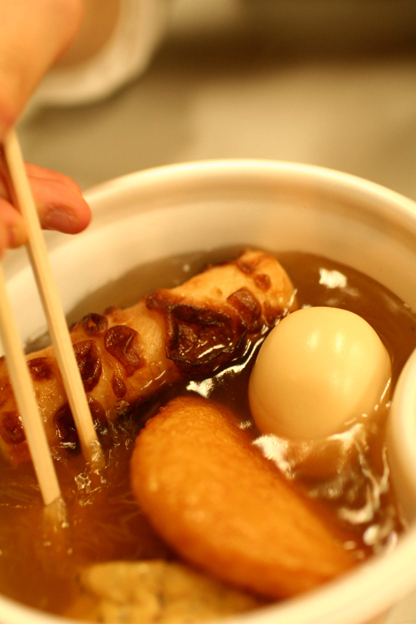 Cucina Giapponese Oden Oden Wikipedia