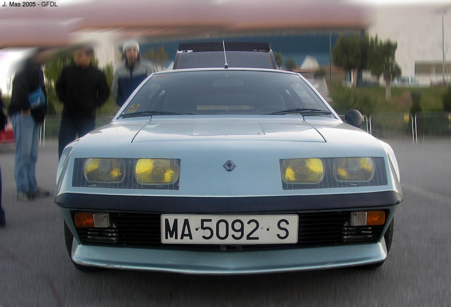 Free Classic Car Wallpaper File Renault Alpine A310 3 Jpg Wikimedia Commons