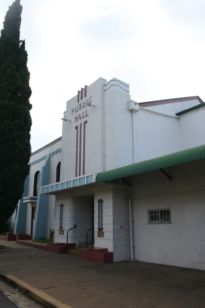 Art Deco Style History Murgon Civic Centre - Wikipedia