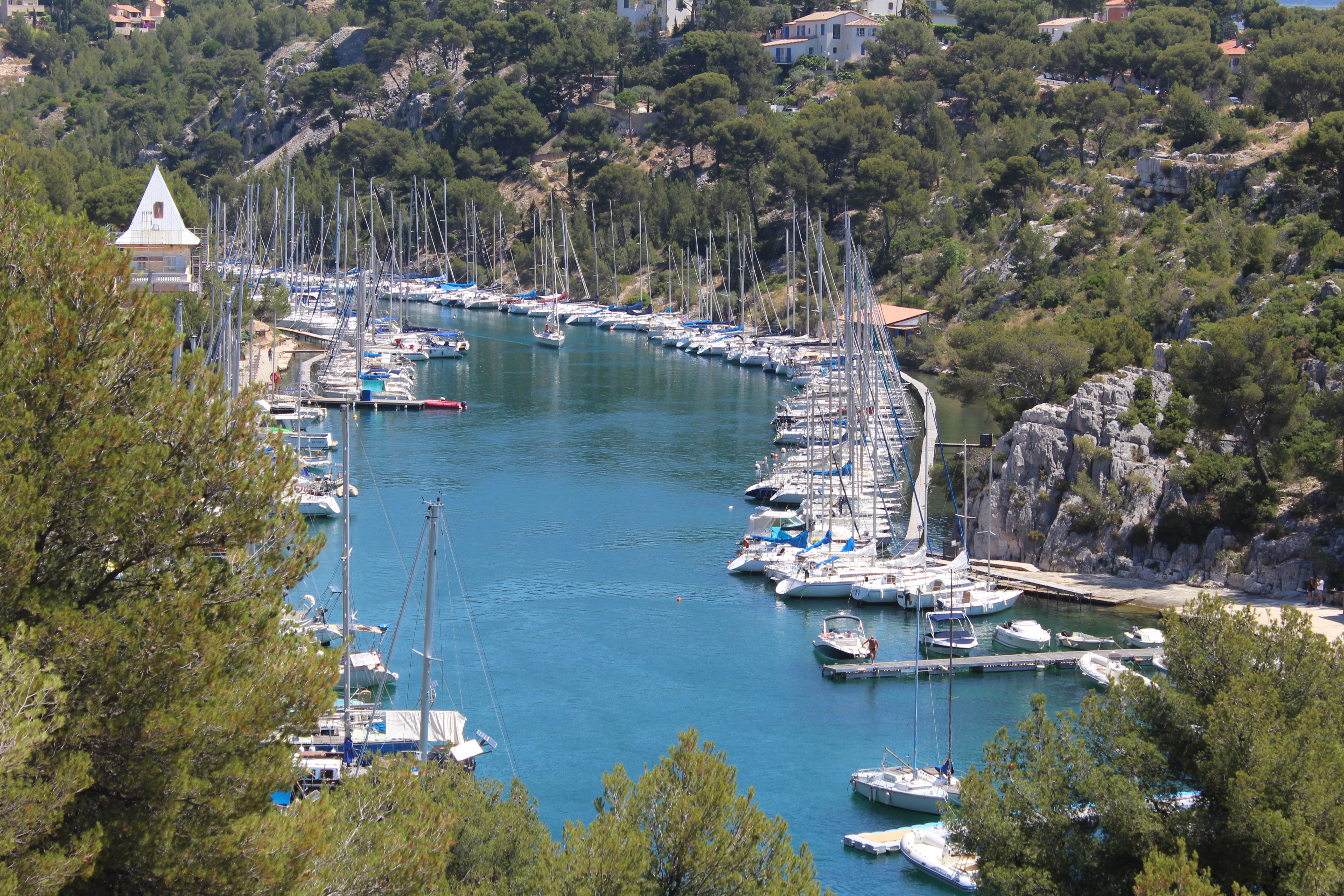 Location Canoe Cassis File Calanque Port Miou Cassis 4 Jpg Wikimedia Commons