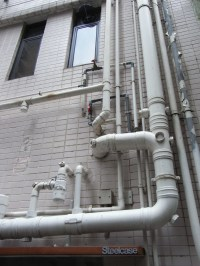 Pin Drain-pipe-on-house on Pinterest