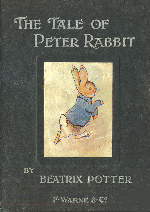 The Tale of Peter Rabbit - Wikipedia