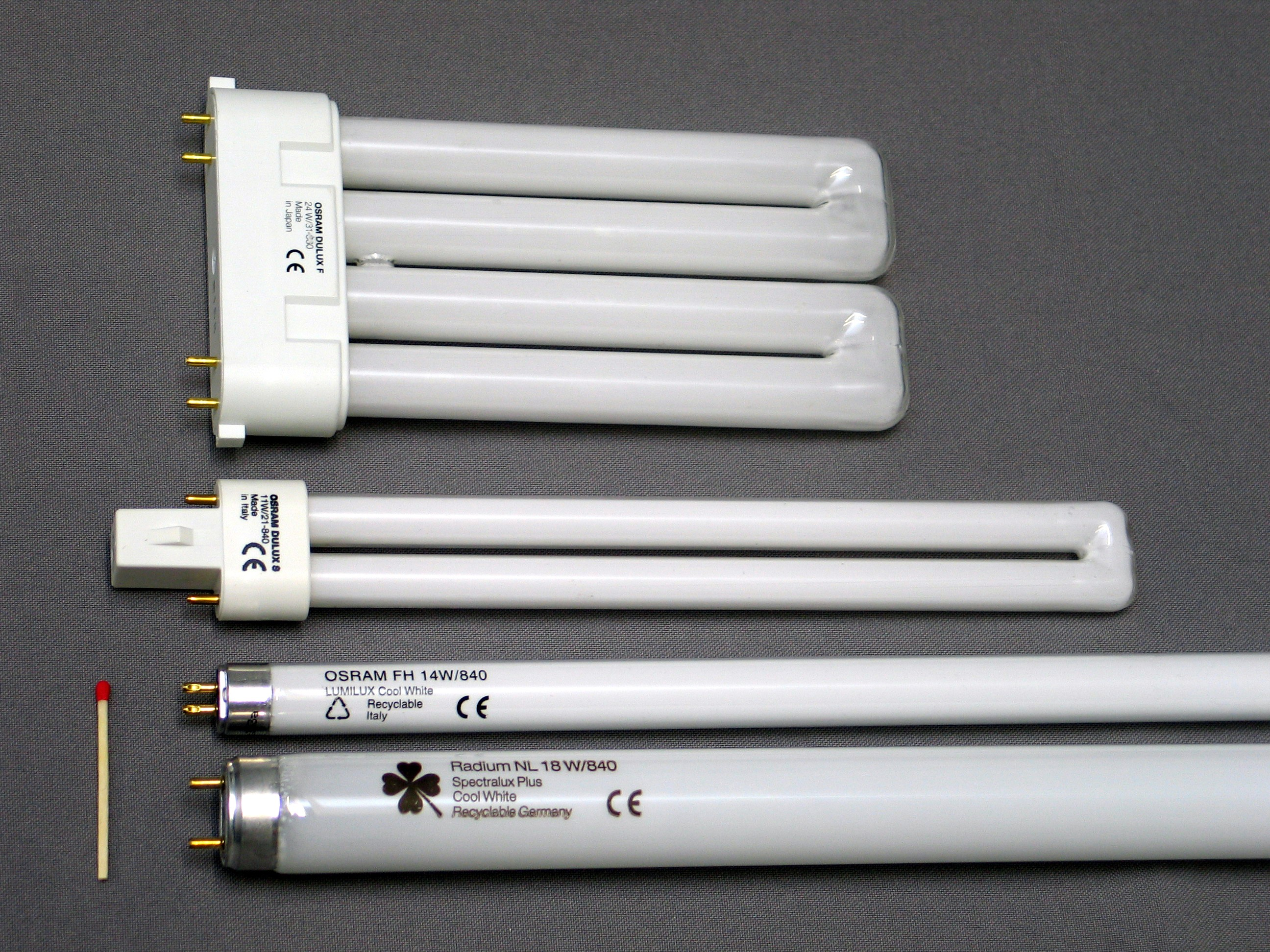 Fluorescent Tube Led Light Fluorescent Lamp Formats Wikipedia