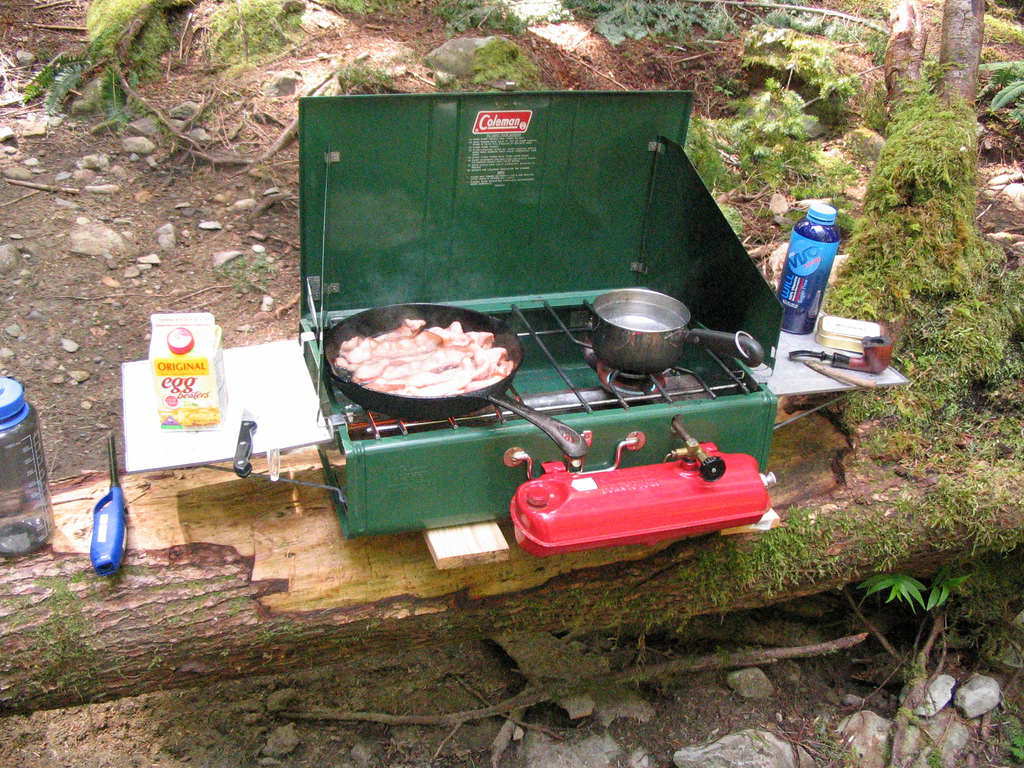 Outdoor Küche Portable Youll Want This Ultralight Camping Grill For Your Next