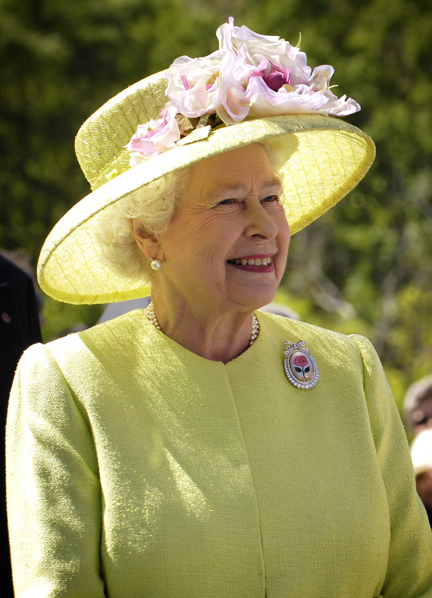 Sessel Queen Elizabeth File Elizabeth Ii Greets Nasa Gsfc Employees May 8 2007 Edit Jpg