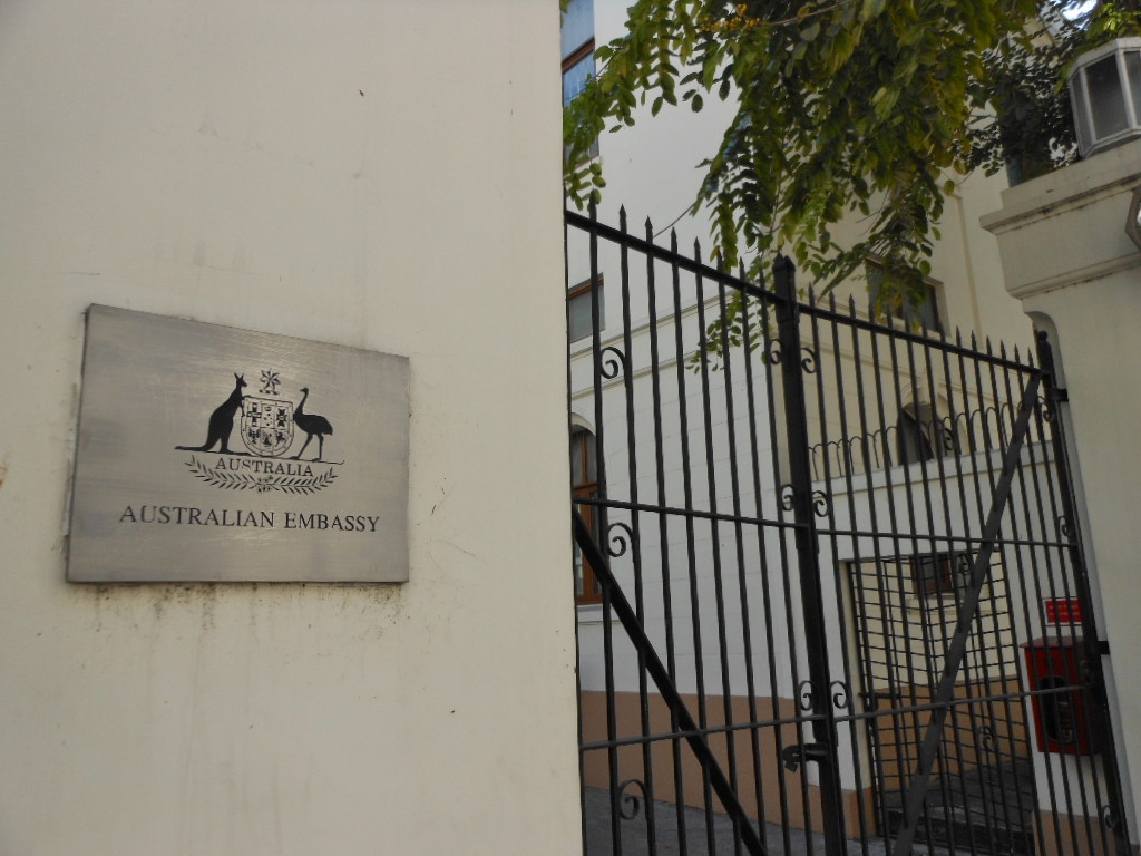 Australian Embassy File Just By Chance The Australian Embassy 8391605864 Jpg