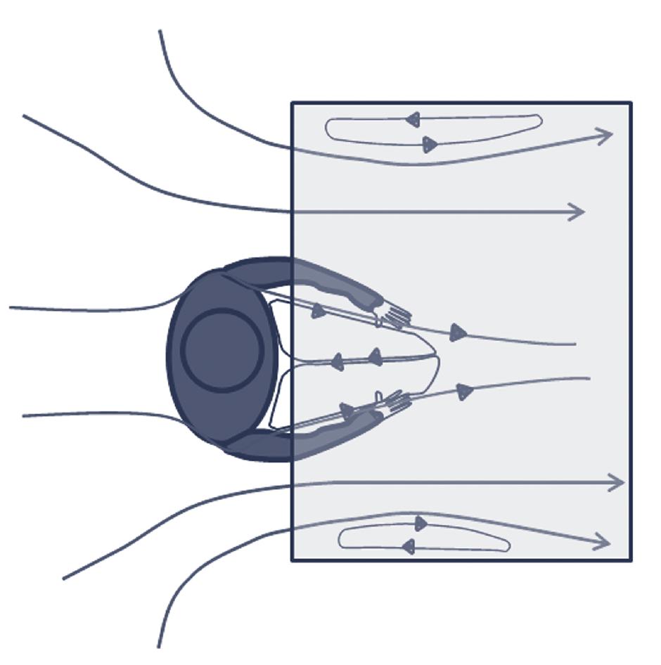 fume hood schematic