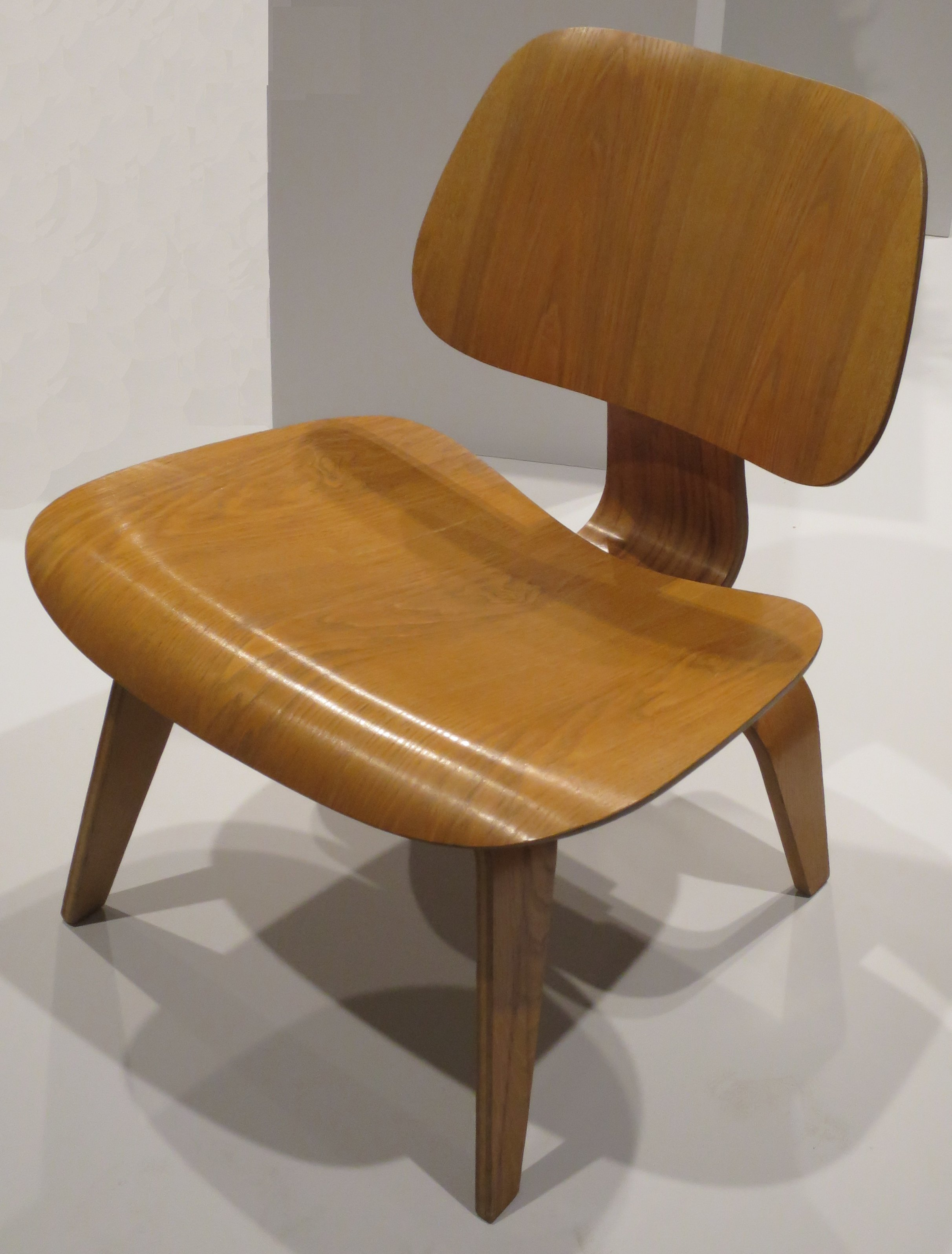 Eames Plywood Chair Eames Lounge Chair Wood Wikipedia