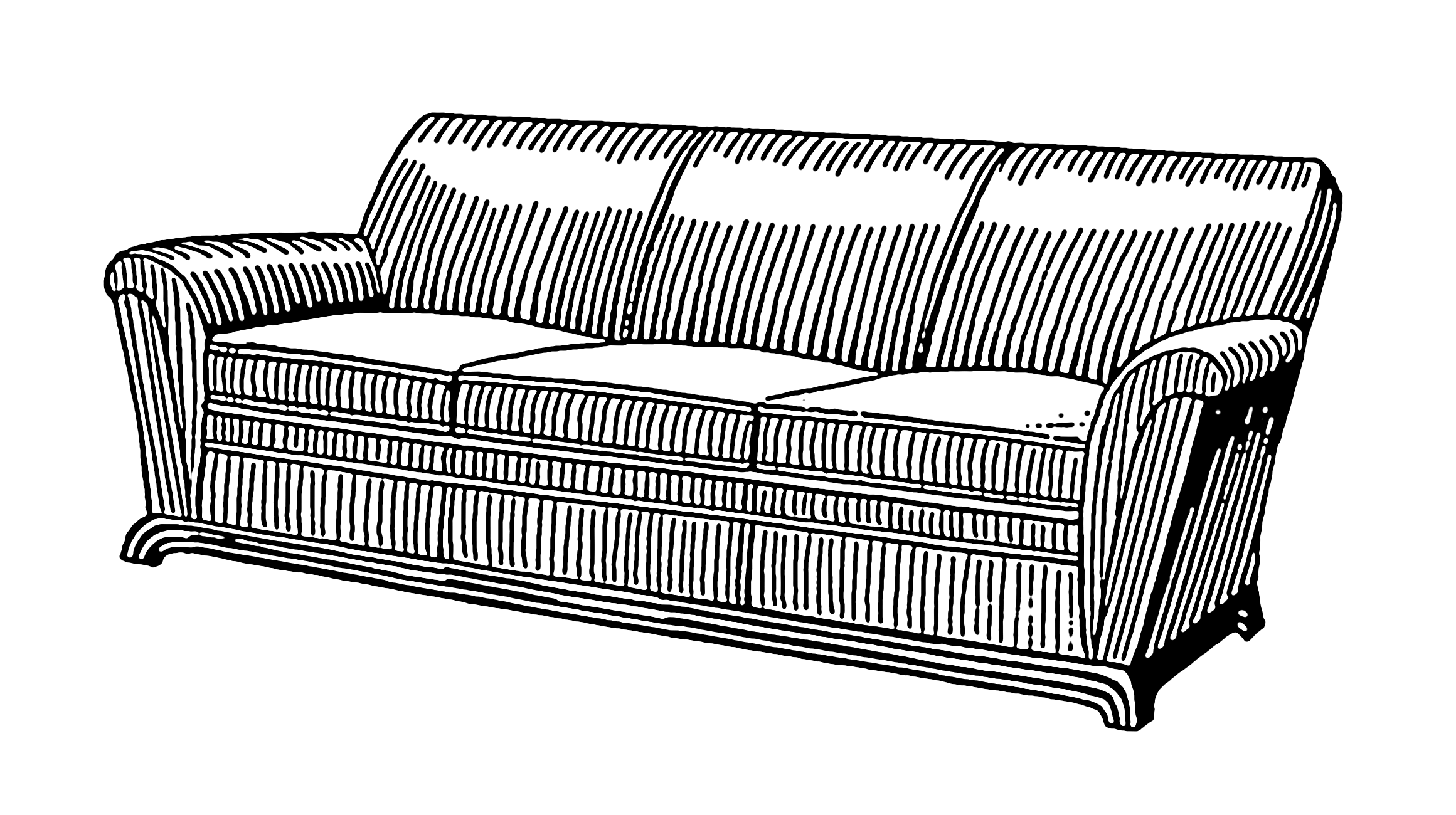 Couch Sofa Davenport Sofa Wikipedia