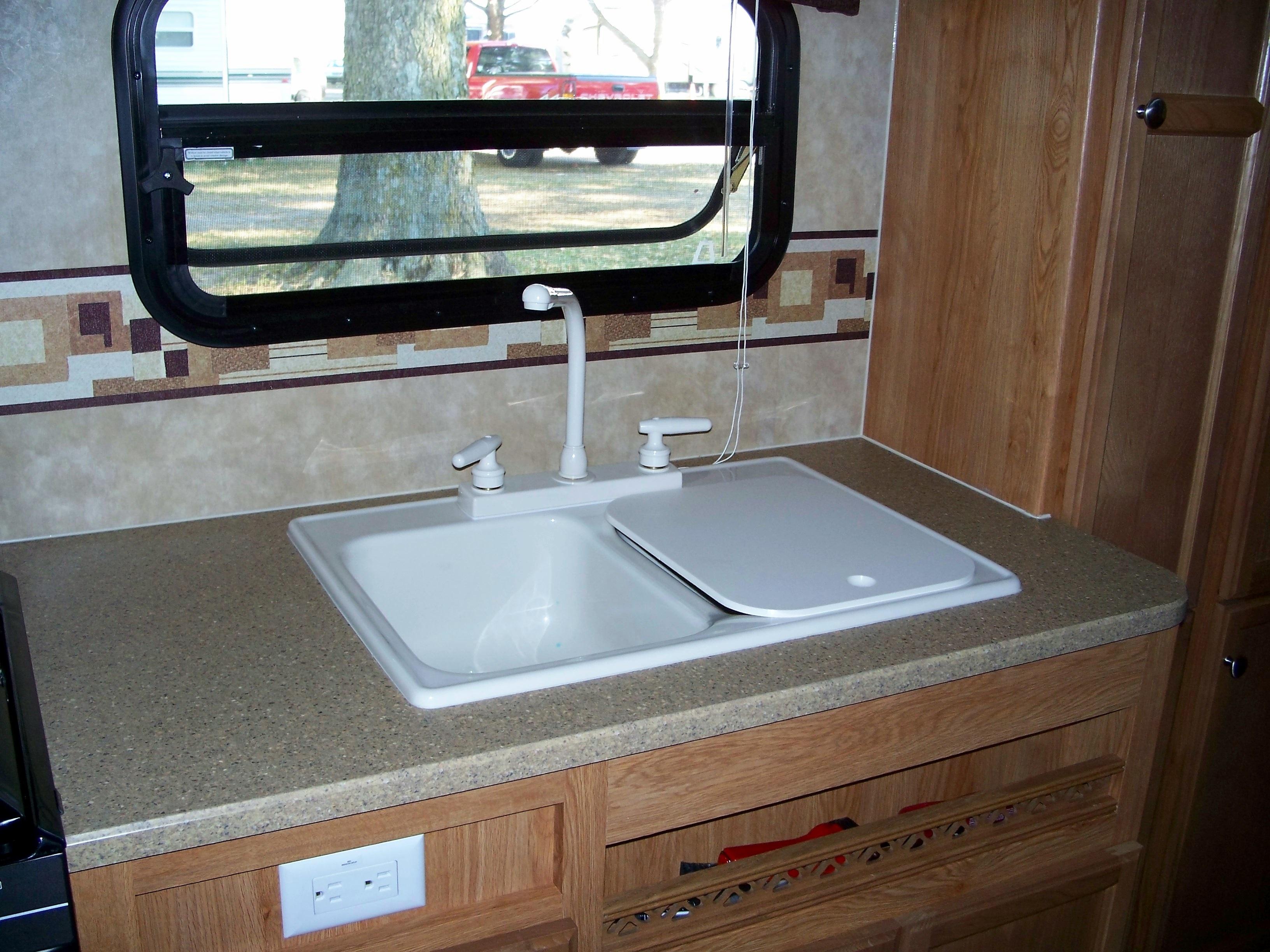 File:Jayco interior of kitchen sink kitchen sink sizes File Jayco interior of kitchen sink