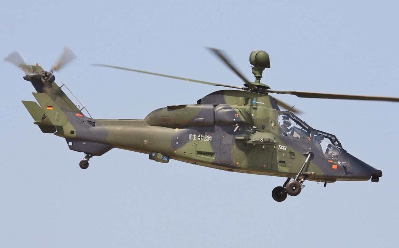 Eurocopter Tiger Wikipedia
