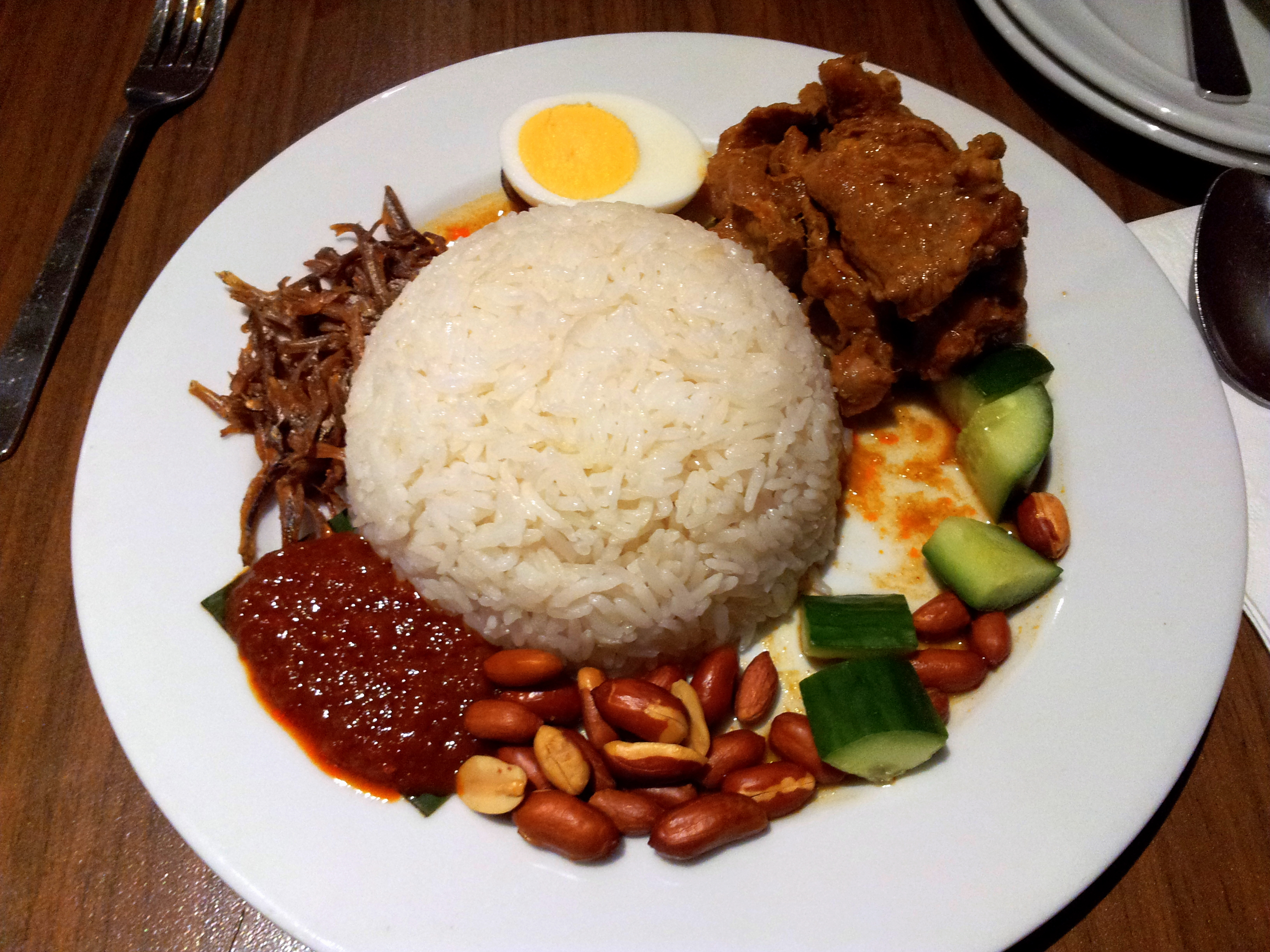 Background Masak Nasi Lemak Wikipedia