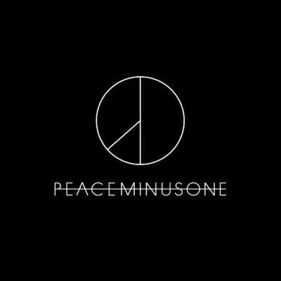 Datei:Peaceminusone logo.jpg – Wikipedia