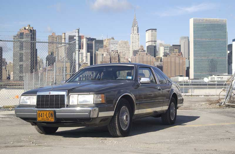 Lincoln Continental Mark VII - Wikipedia