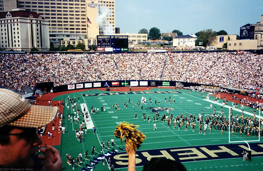 Pitt Stadium - Wikipedia