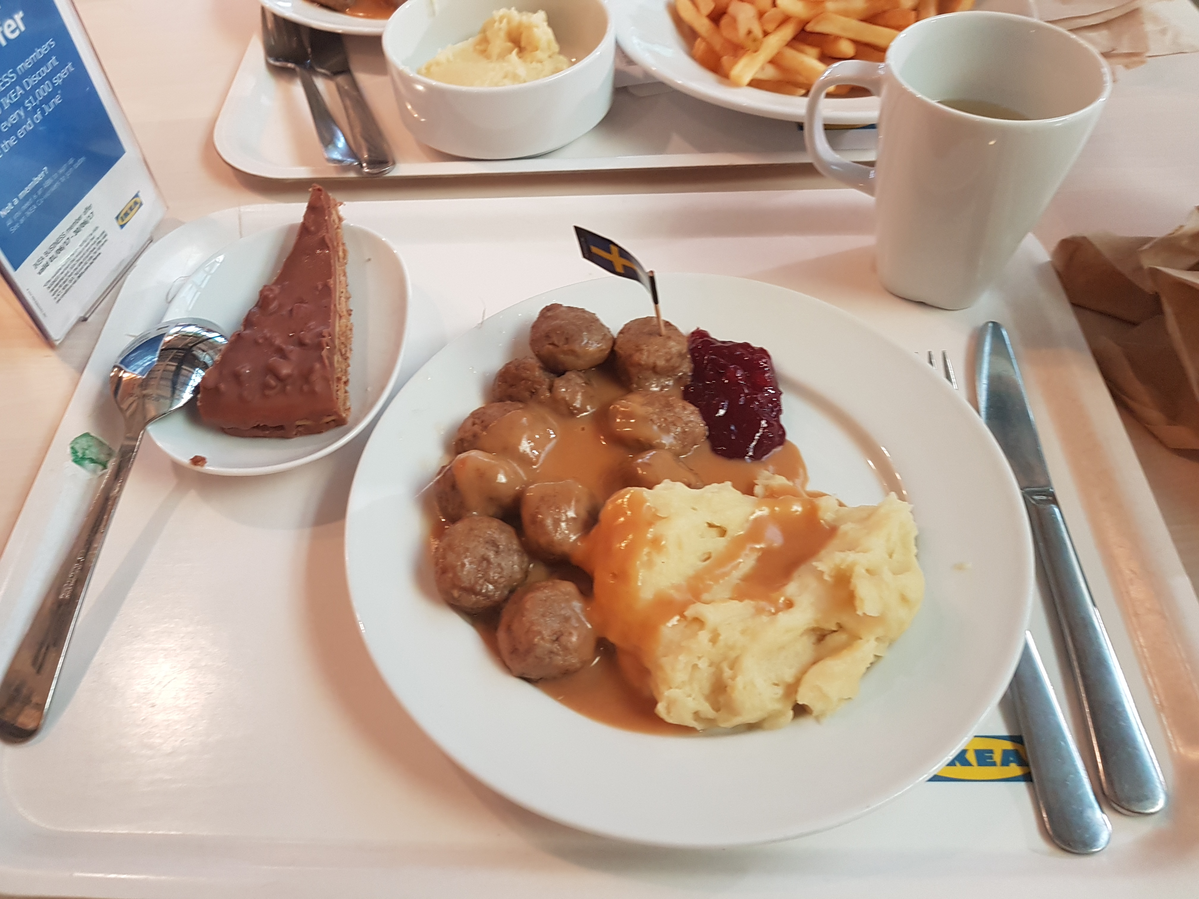 Balance Cuisine Ikea File Swedish Meatballs In Ikea Cafe Jpg Wikimedia Commons