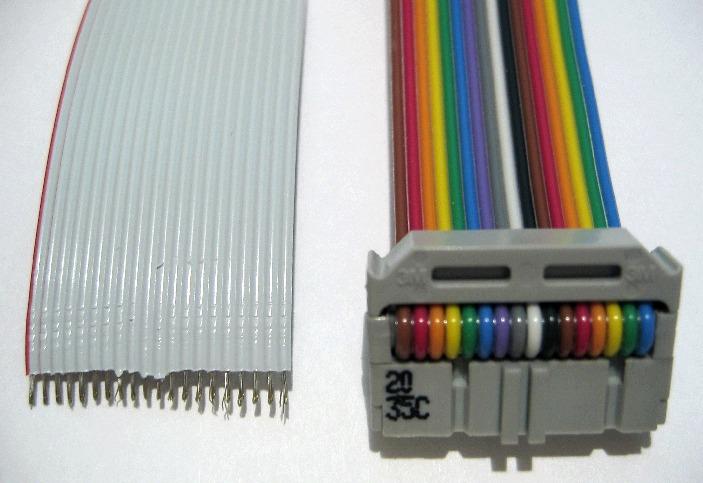 Ribbon cable - Wikipedia