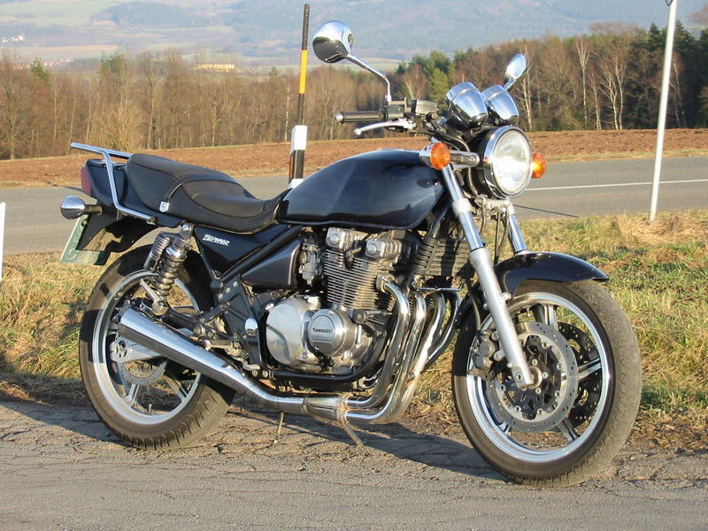 Kawasaki Zephyr - Wikipedia