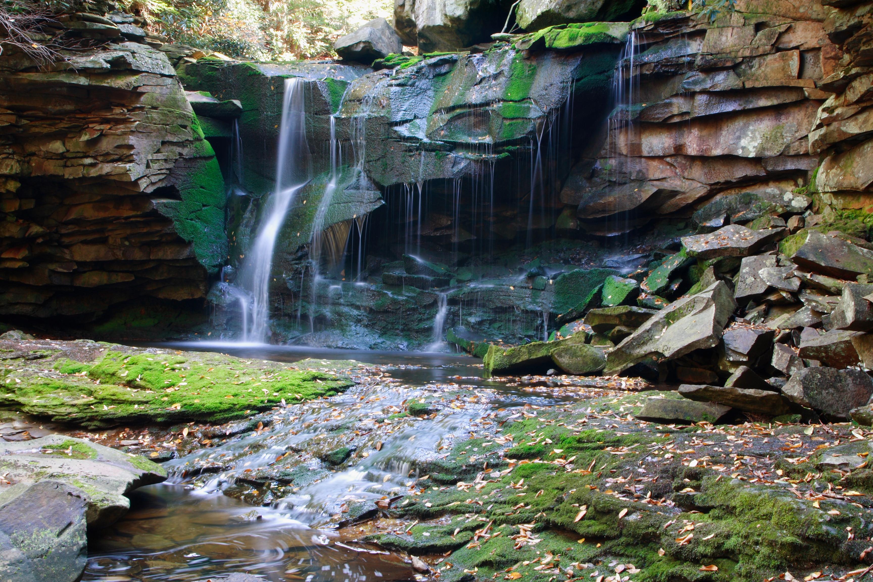 Niagara Falls Hd 1080p Wallpapers File Elakala Waterfalls Fall West Virginia