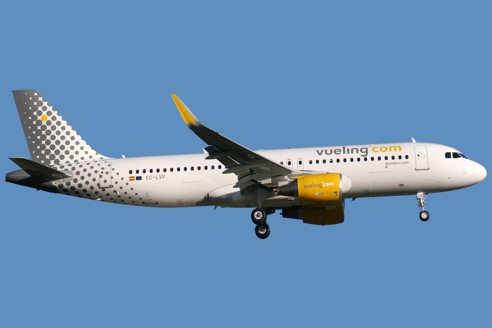 Fsx Wallpaper Hd File Airbus A320 214 Wl Vueling Ec Lvp 8747385469 Jpg