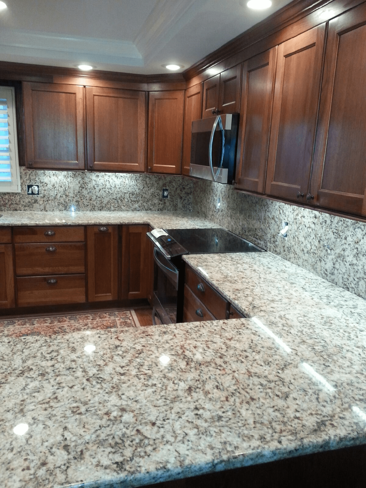 Interior Design Q A Choosing The Right Color For Granite
