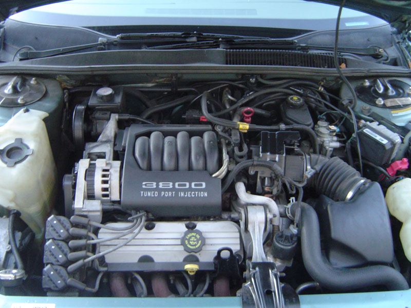 1995 buick century engine diagram