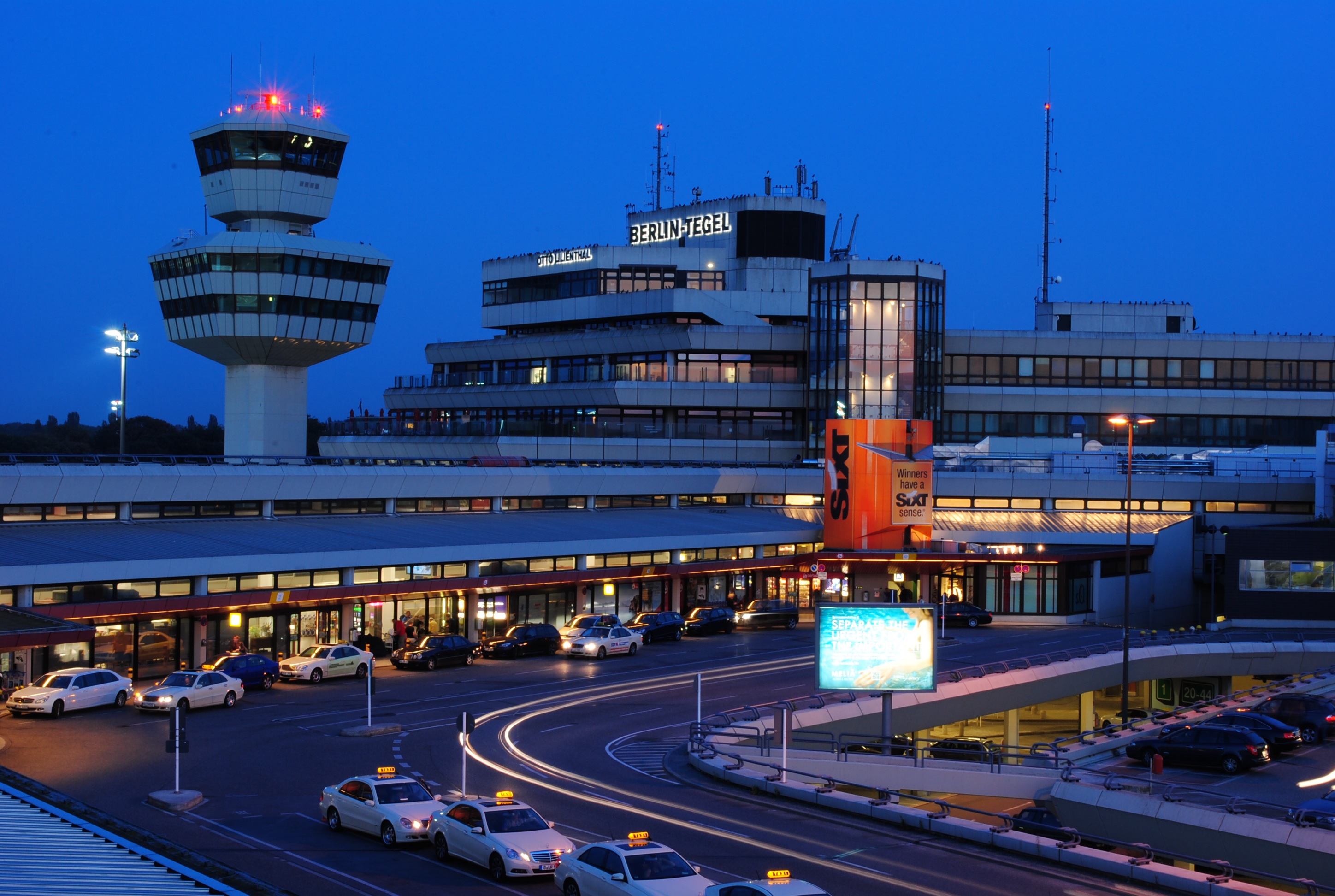 Flughafen Tegel Gate C Berlin Tegel Airport Wikipedia