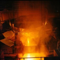 Electric arc furnace - Wikipedia