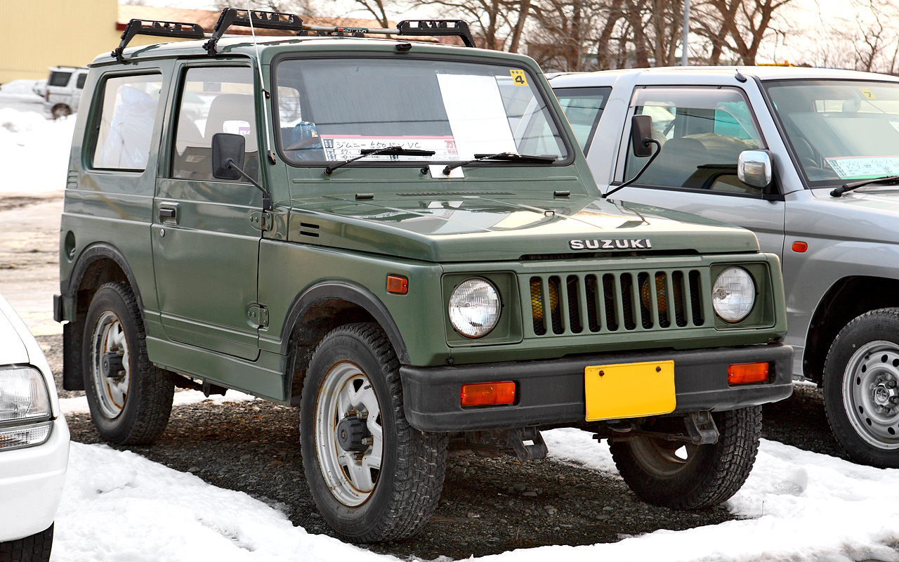 Suzuki Samurai 1990 Auto Electrical Wiring Diagram Land Rover Stc8884 File Jimny Sj30 001