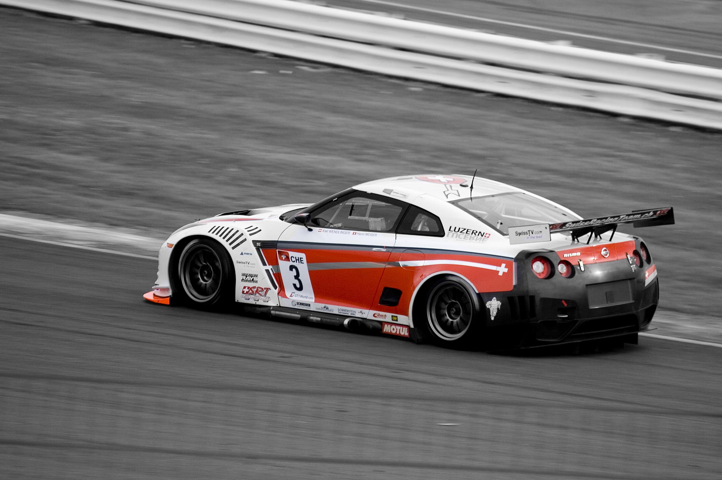 Cars Wallpaper For Google File Swiss Racing Nissan Rear Jpg Wikimedia Commons