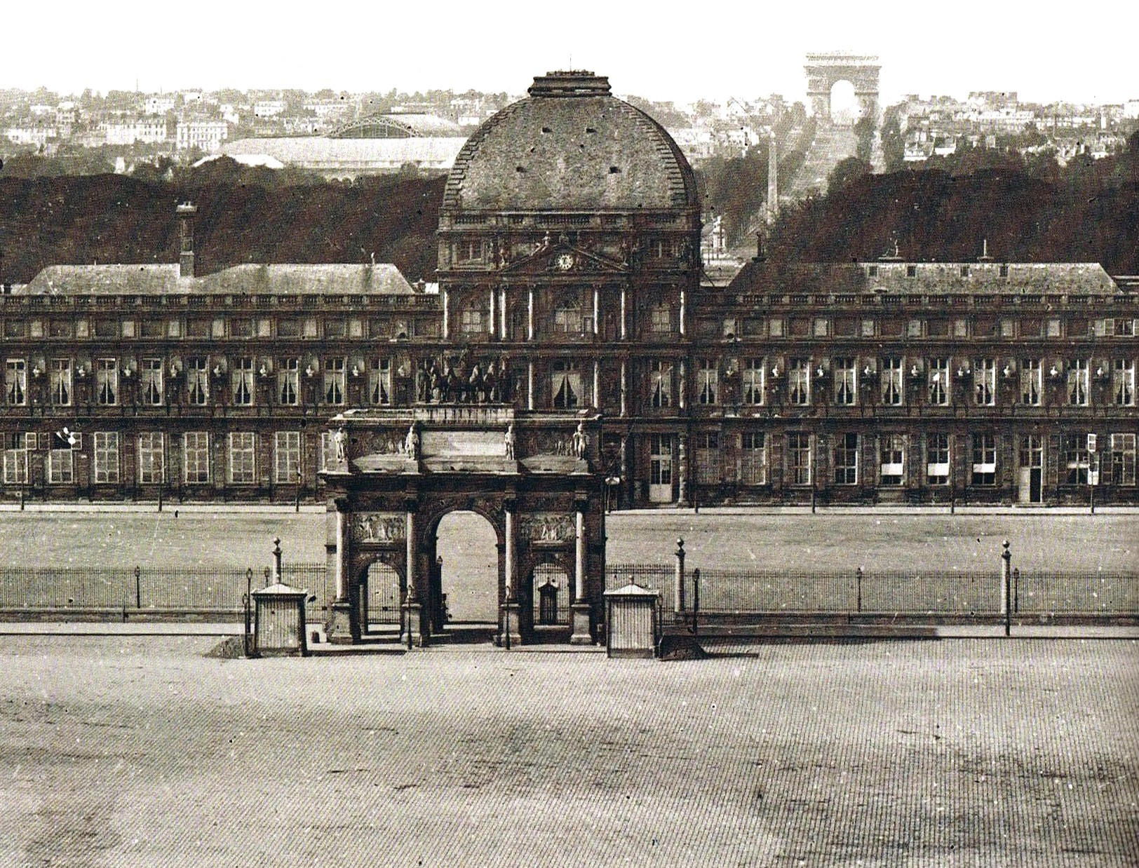 Tuileries Palace Wikipedia