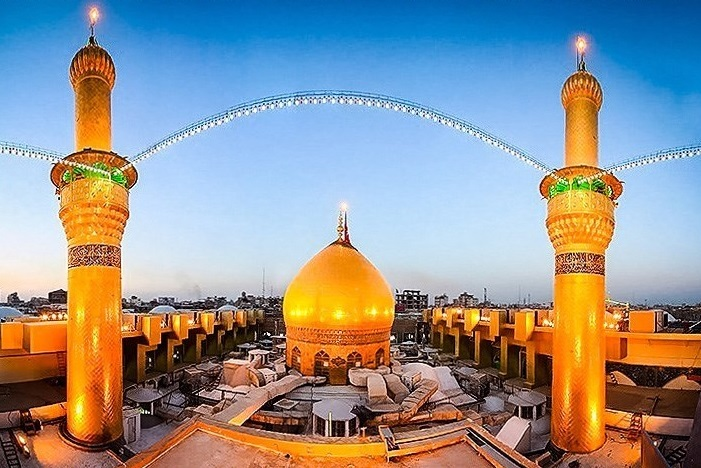 Baghdad Hd Wallpapers Imam Husayn Shrine Wikipedia
