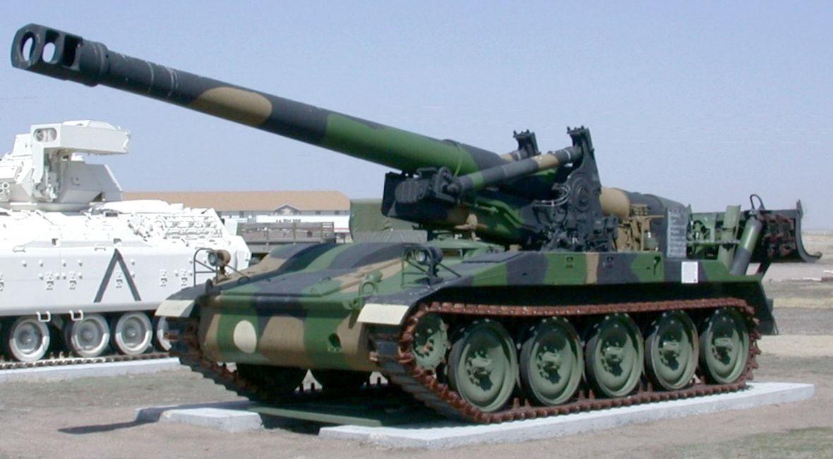 3d Wallpaper In Pakistan File M110 8 Inch Self Propelled Howitzer Tank Military Jpg