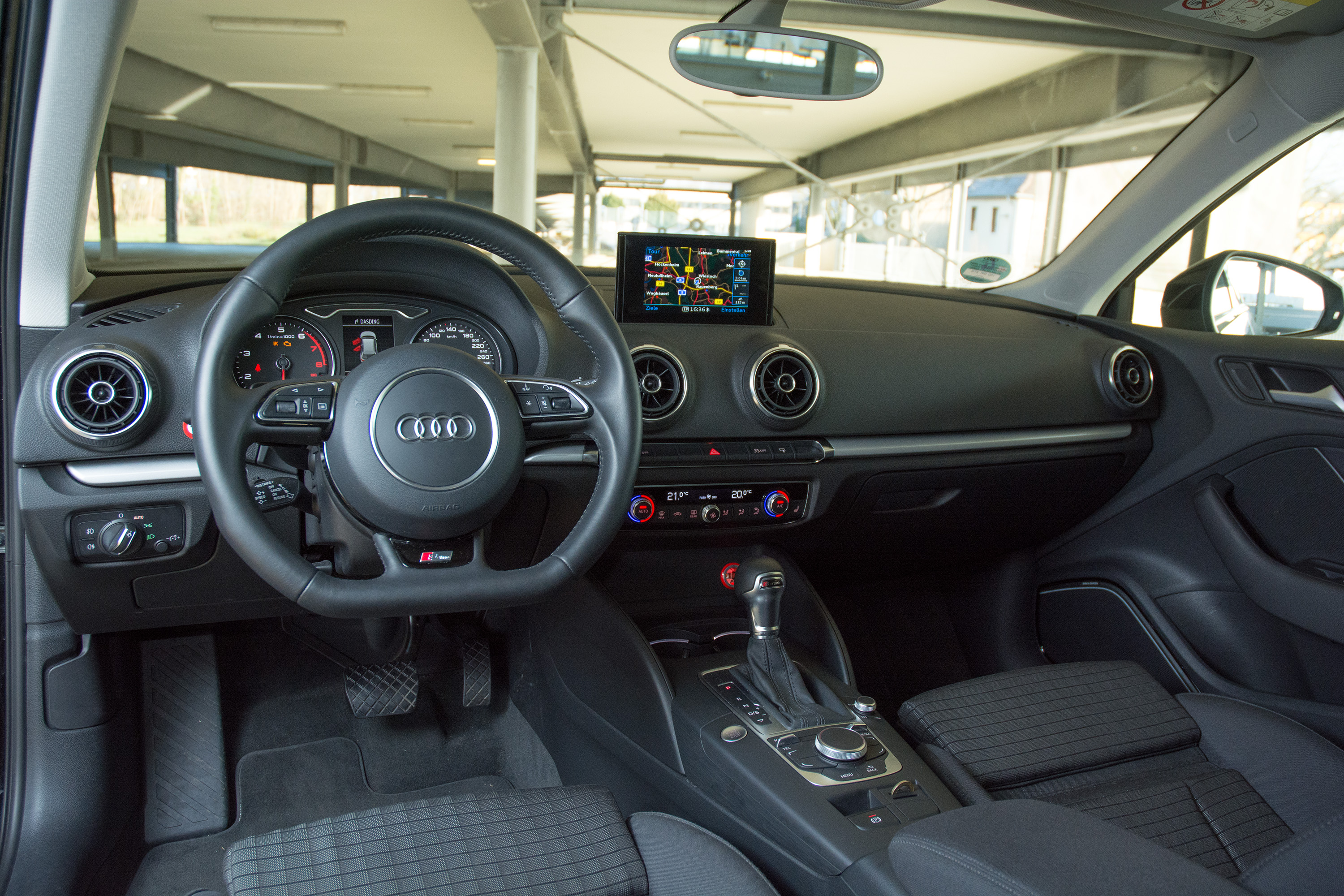 Audi A3 Sportback Interieur File Audi A3 Ambition Interieur Jpg Wikimedia Commons