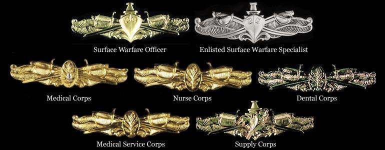 navy surface warfare officer