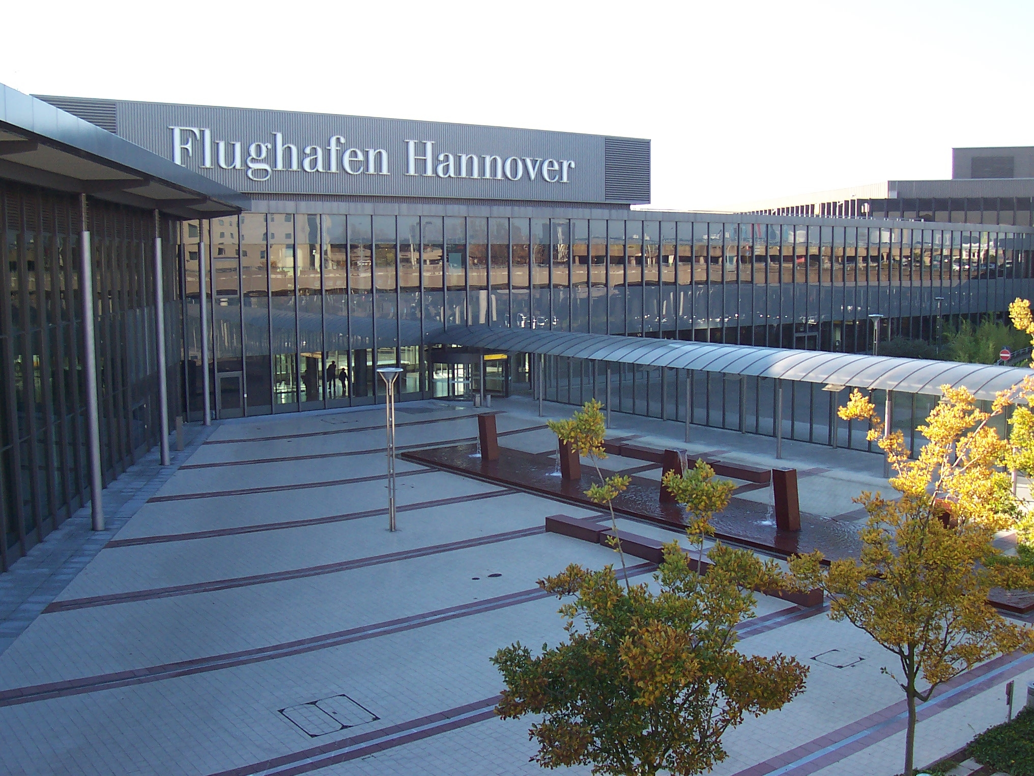 Expo Plaza Hannover Hanover Travel Guide At Wikivoyage