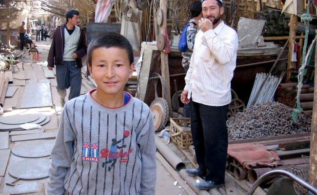 Uiguren Wikipedia