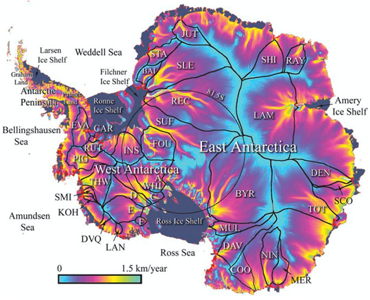 Ice-sheet dynamics - Wikipedia