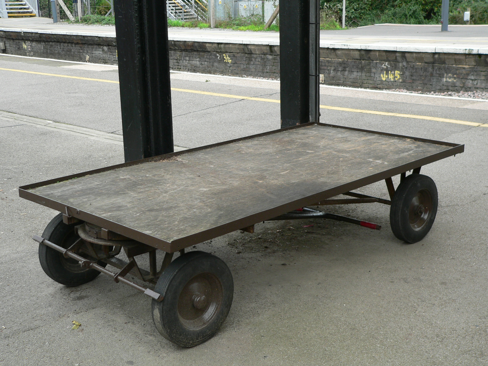 A Frame Trolley Flatbed Trolley Wikipedia