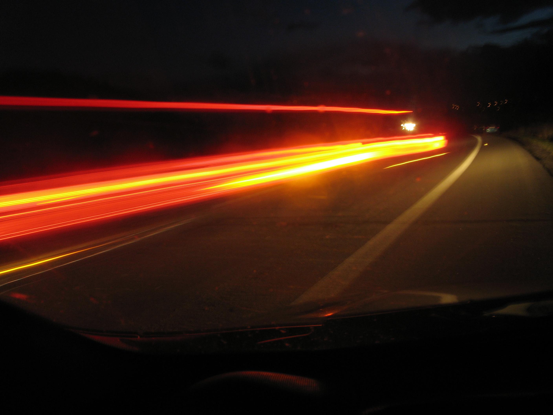 Car Lights Night Wallpaper File High Speed Jpg Wikimedia Commons
